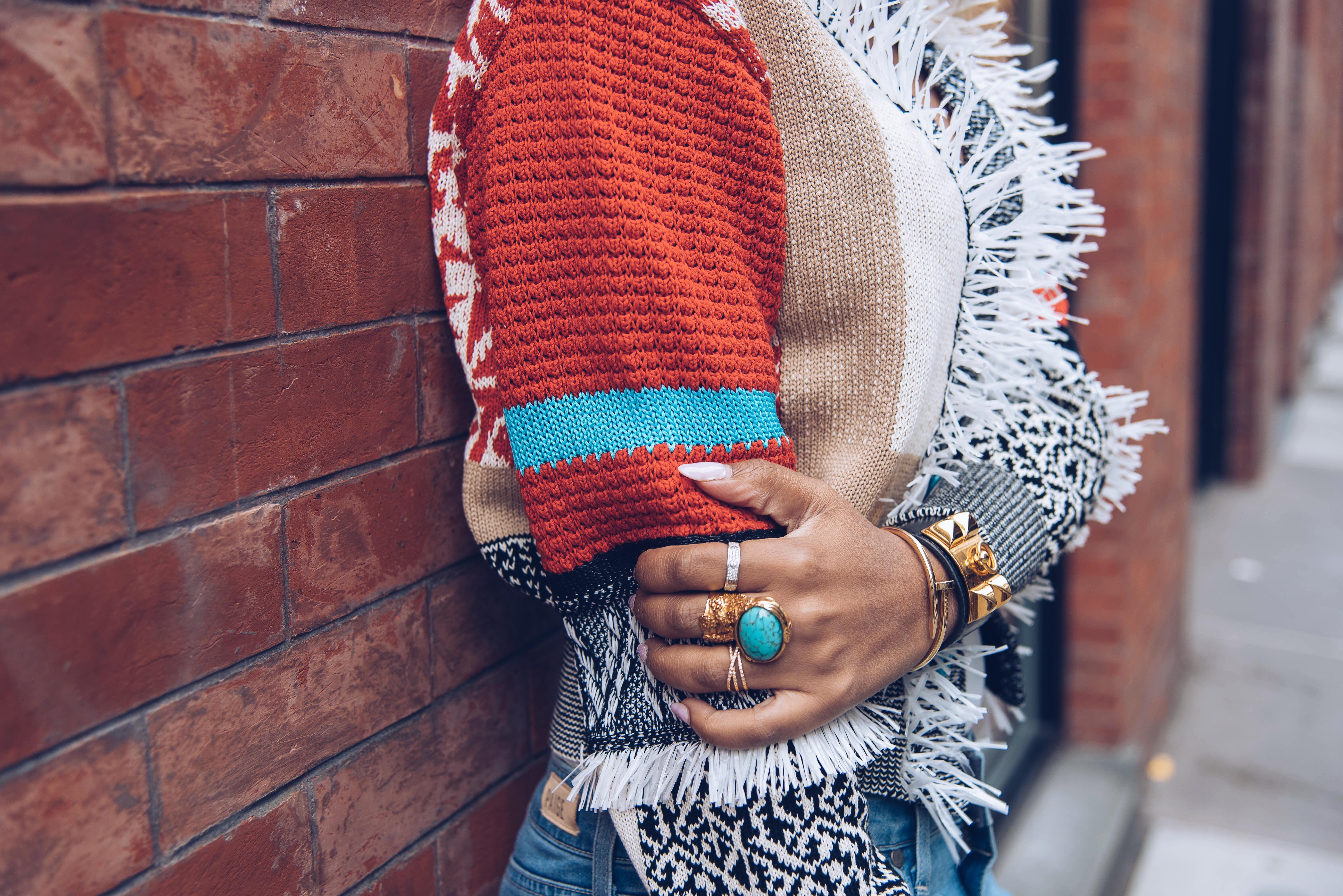 toga sweater